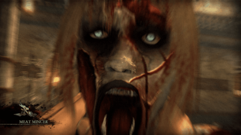 Xbox Live scares up Rise of Nightmares demo