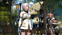 Final Fantasy worlds collide as FFXIII's Lightning joins FFXIV