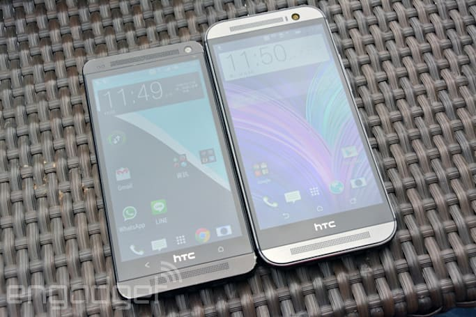 The new HTC One vs. the 2013 model: what's changed?