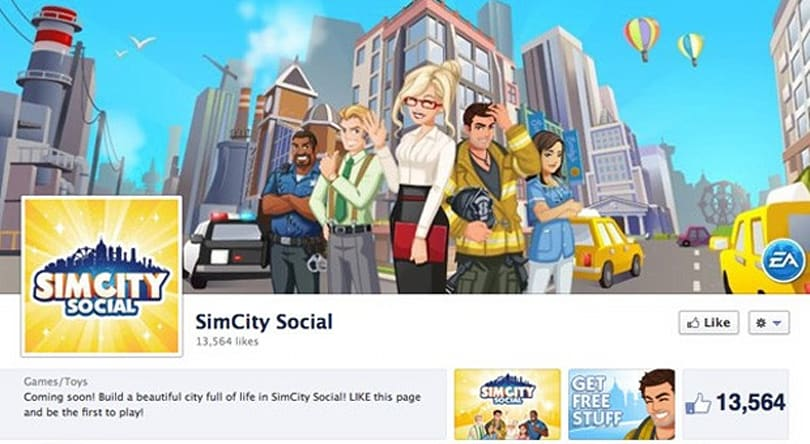 EA shuttering SimCity Social, The Sims Social and Pet Society on June 14th