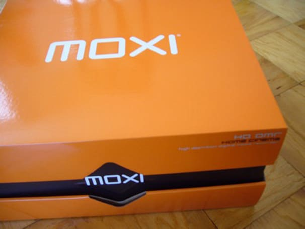 Moxi's HD DMR in the wild, ready to be beta tested