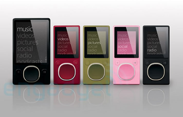 Microsoft talks third-party Zune accessories