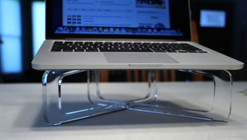 Hands-on with Twelve South's GhostStand for MacBook