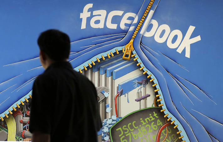Facebook was the victim of a backdoor hack