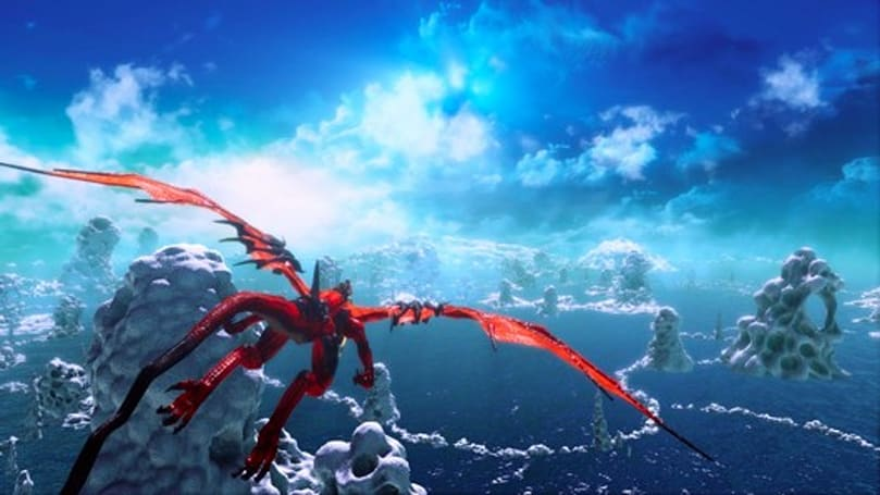 Crimson Dragon delayed in Japan, no new release date provided