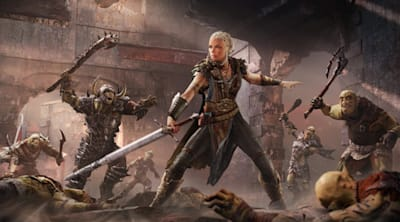 2015 DICE Award nominations led by Shadow of Mordor