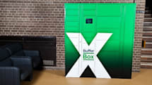 Google's first batch of BufferBox delivery lockers arrives in San Francisco