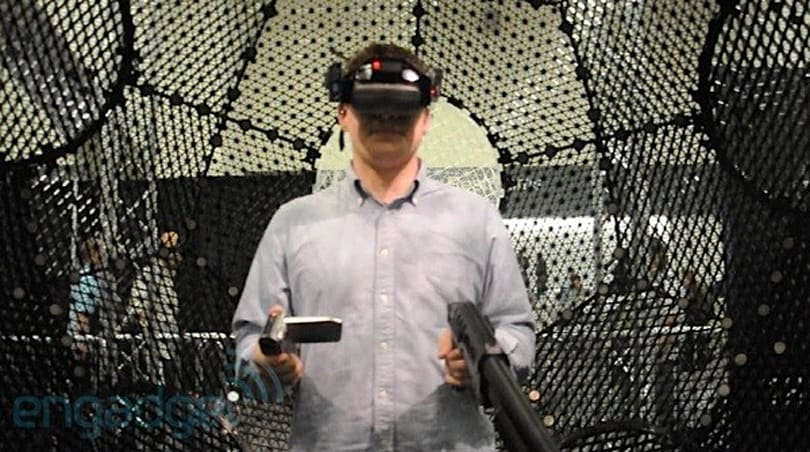 Virtusphere's virtual reality hamster ball put to the test