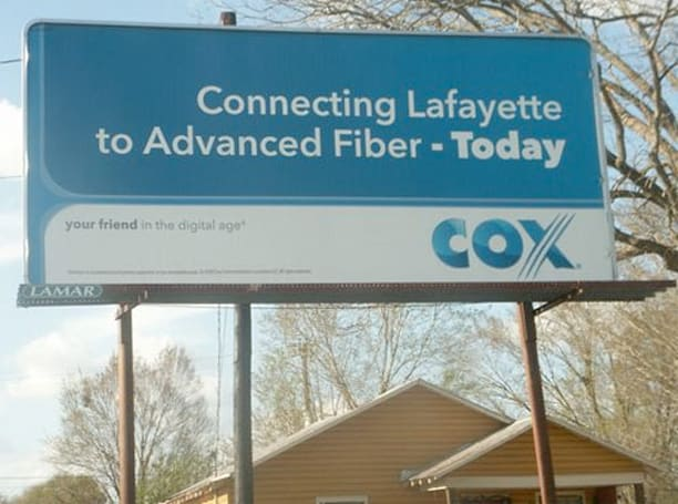 NAD to Time Warner Cable and Cox: stop lying about your so-called 'fiber' networks