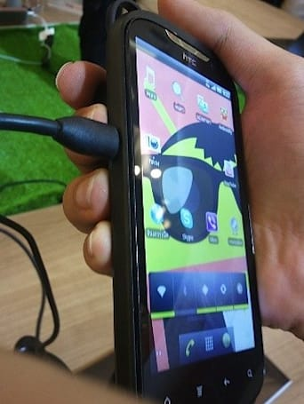 HTC Amaze 4G gets snapped with the lights on, confirms 1.5GHz dual-core CPU