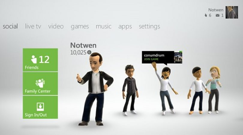 Microsoft talks Xbox Live integration in Windows 8, says service will be 'pervasive' across devices