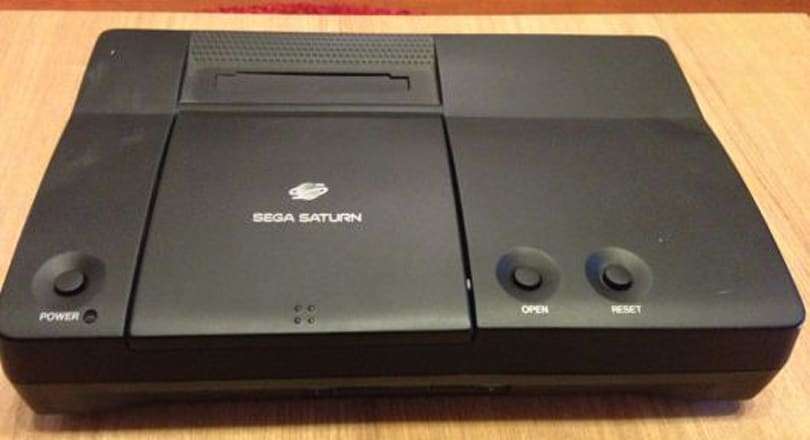 Rumor: Rare 'Pluto' prototype variant of Sega Saturn shown