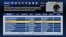 Sky+ update allows undeleting recorded shows, more on-demand and future Catch Up TV