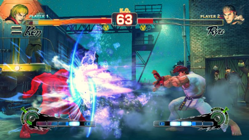 Ultra Street Fighter 4 adds 'Ultra Combo Double' and 'Red Focus Attack' mechanics