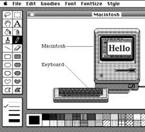 Apple donates MacPaint source to museum