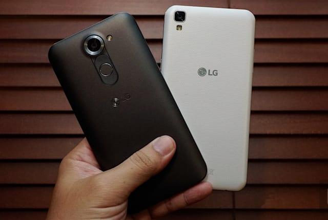 LG X Fast 與 X Power 在台發表
