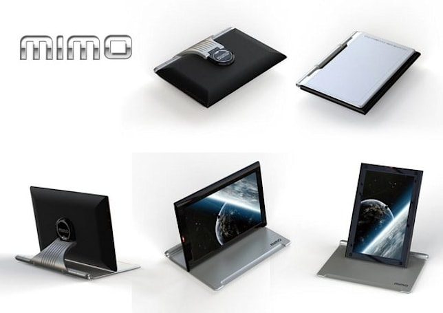 Mimo making its USB monitors slimmer, sexier?