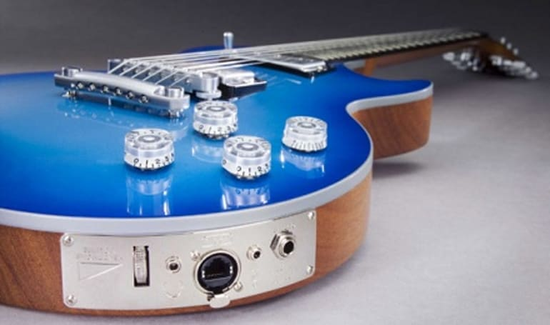 Gibson's new HD.6X-Pro digital guitar hits the market