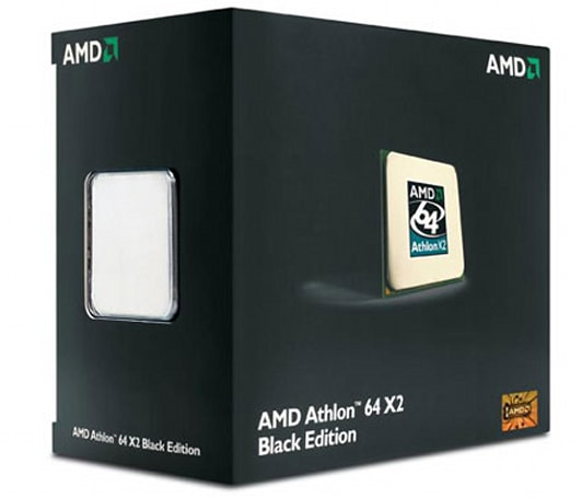 AMD intros Athlon 64 X2 6400+ Black Edition