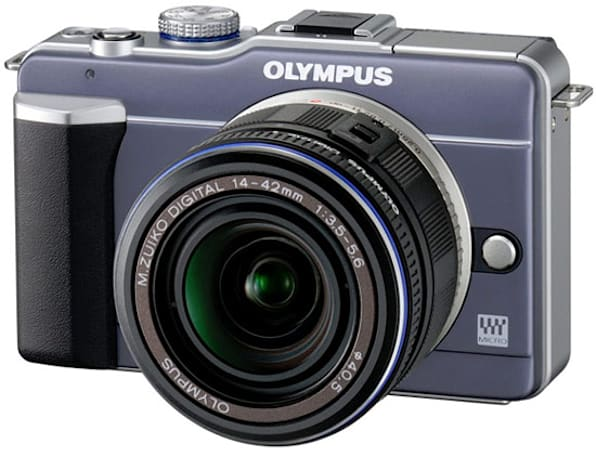 How would you change Olympus' E-PL1?