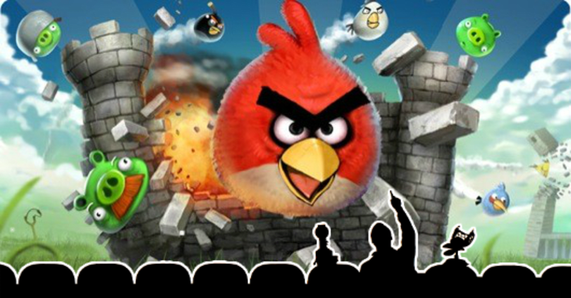 Simpsons, Alvin and the Chipmunks writer penning Angry Birds movie