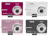 Kodak intros the C913, M1073 IS and M1063 cheapcams