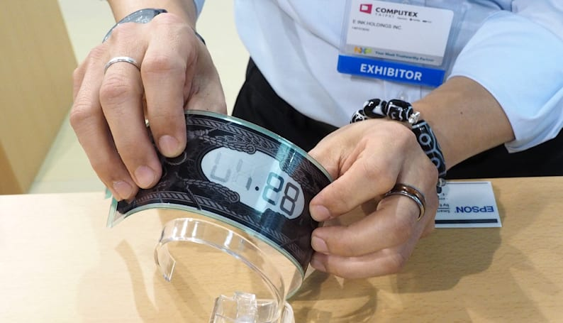 Baby steps toward better wearables at Computex 2014