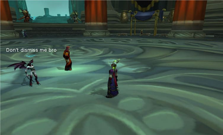Blood Pact: Do warlock pets need to be redesigned?