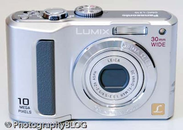 Panasonic Lumix DMC-LZ10 gets reviewed