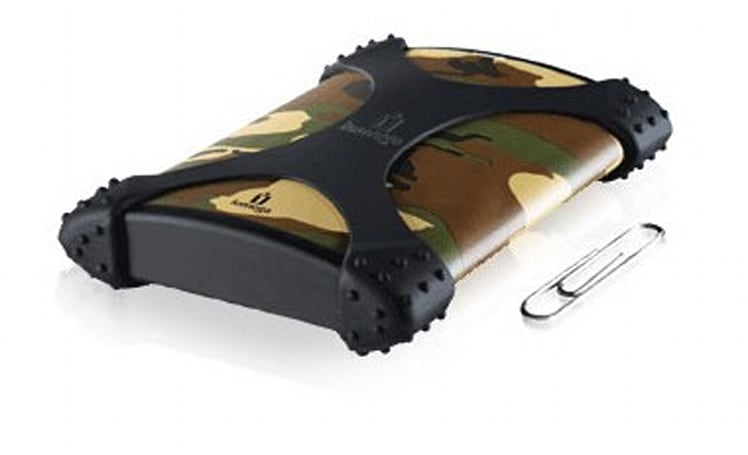 Iomega kicks out eGo Camo Drive: completely invisible to animals, data thieves