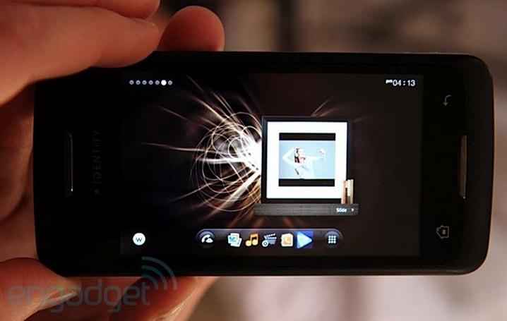 Inbrics M1 gets Android 2.1 and CPU bump to 1GHz, insists on being called an MID