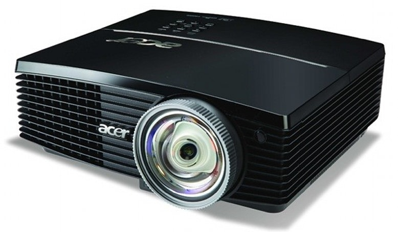 Acer's 3D, home automation-ready S5200 projector now available