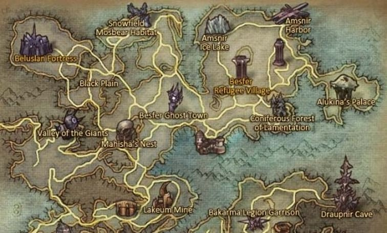 The Daily Grind: Which MMO has the best maps?