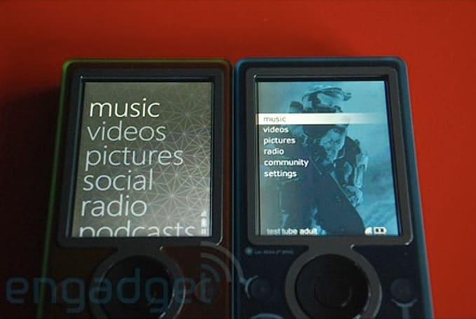 Zune 2.0 update is ready for your first generation Zune