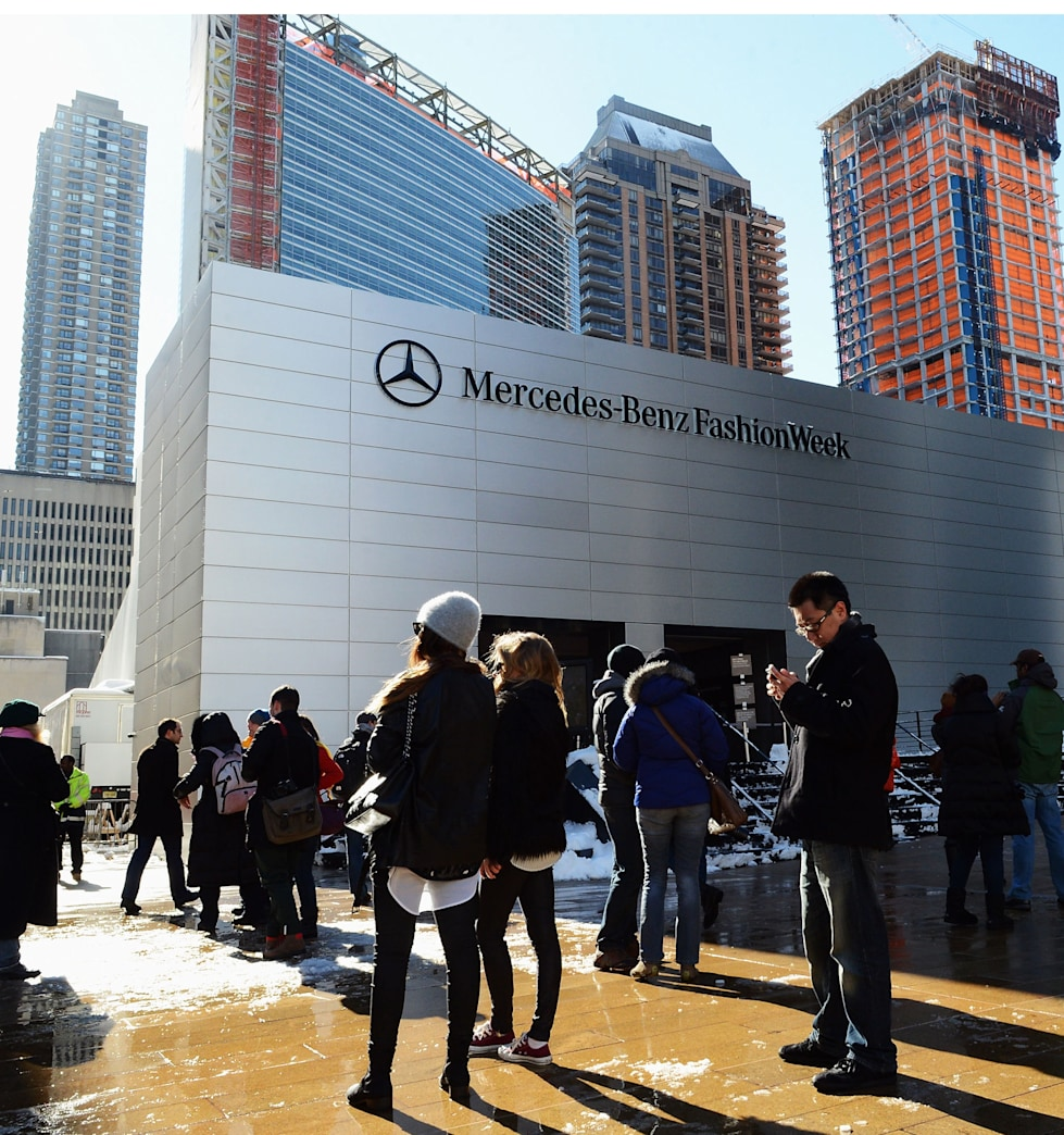 Fashion Week will not return to Lincoln Center after February