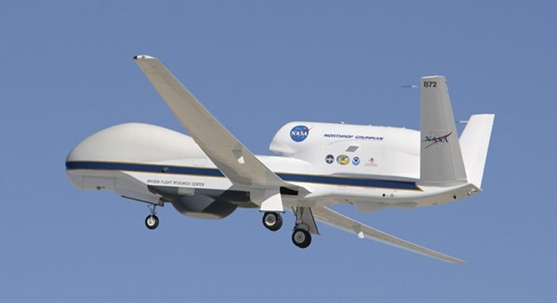 NASA to study hurricanes with unmanned Global Hawk aircraft starting this year