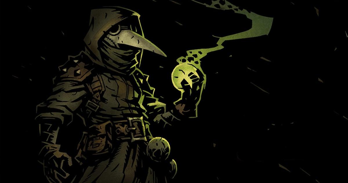 Jxe streams creeping through darkest dungeon