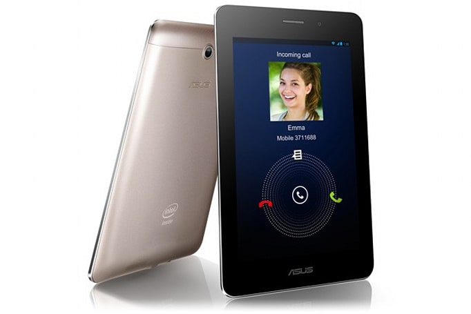 ASUS Fonepad gets a spec boost: 1.6GHz Intel processor, 32GB storage