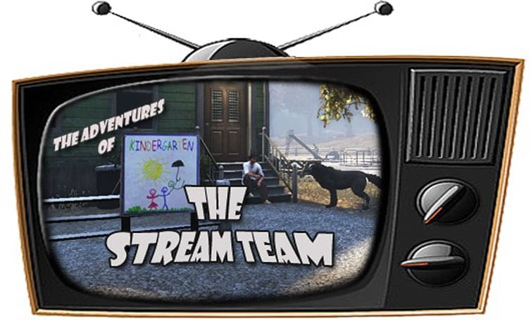 The Stream Team:  Standardized test edition, October 21 - 27, 2013