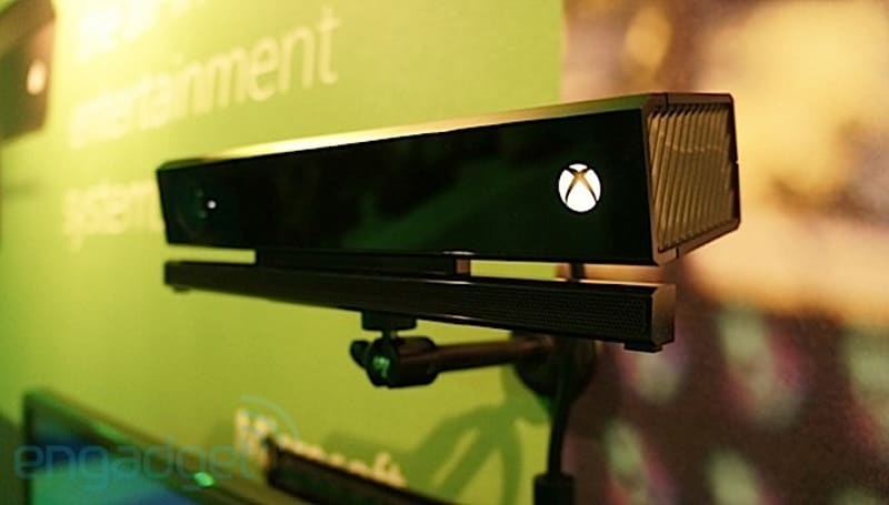 Xbox One Kinect shrinks minimum distance requirement to 4.6 feet