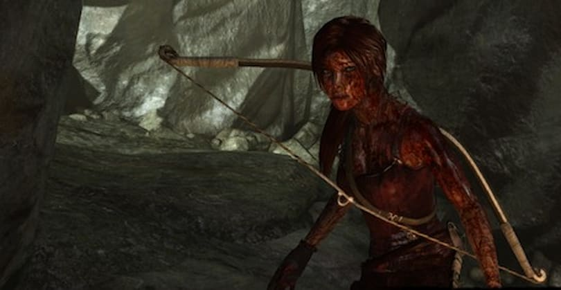 Tomb Raider, a reboot game that also reboots Mac gaming