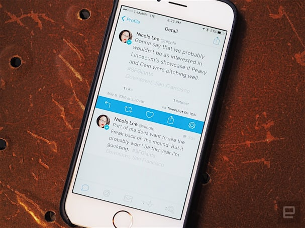 Tweetbot makes it easier to go on Twitter rants