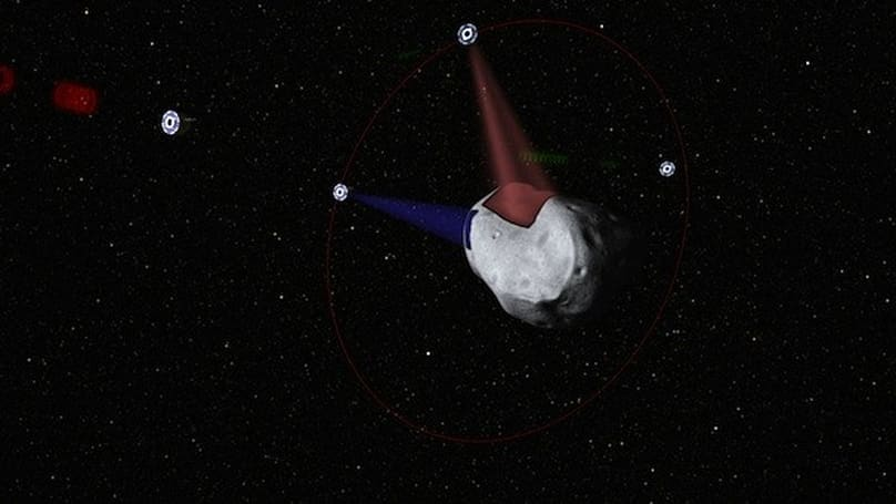 Planetary Resources reveals plan for prospecting asteroids, creating interstellar gas stations