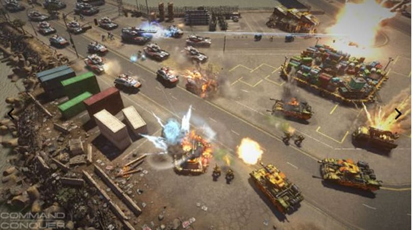 Command & Conquer cancelled, Victory Games closed