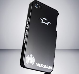 Nissan Scratch Shield iPhone case uses self-healing paint ...