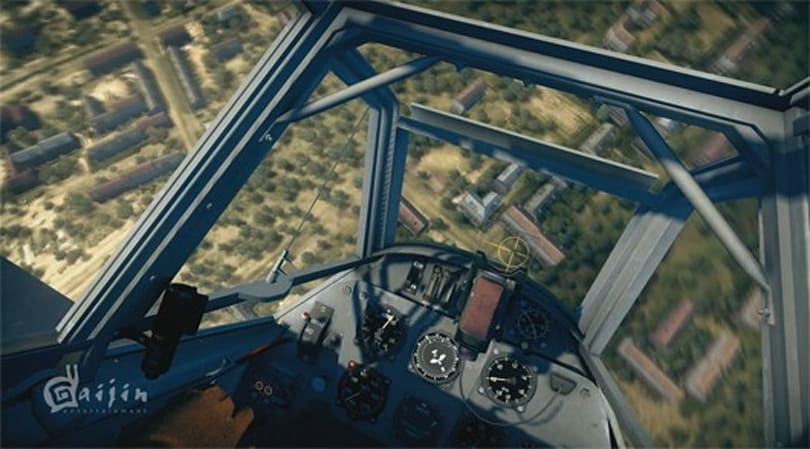 New World of Planes video shows off air combat, ground strafing, and more
