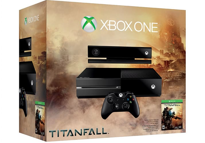 Xbox One gets its firs...