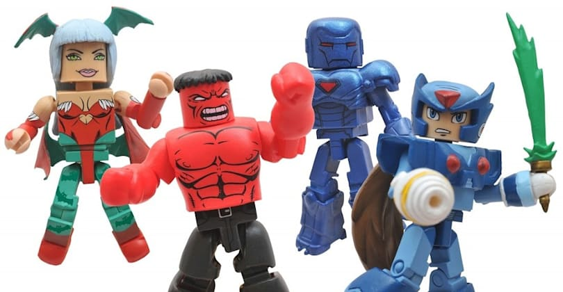 San Diego Comic-Con will sell you some friends from Marvel vs. Capcom 3