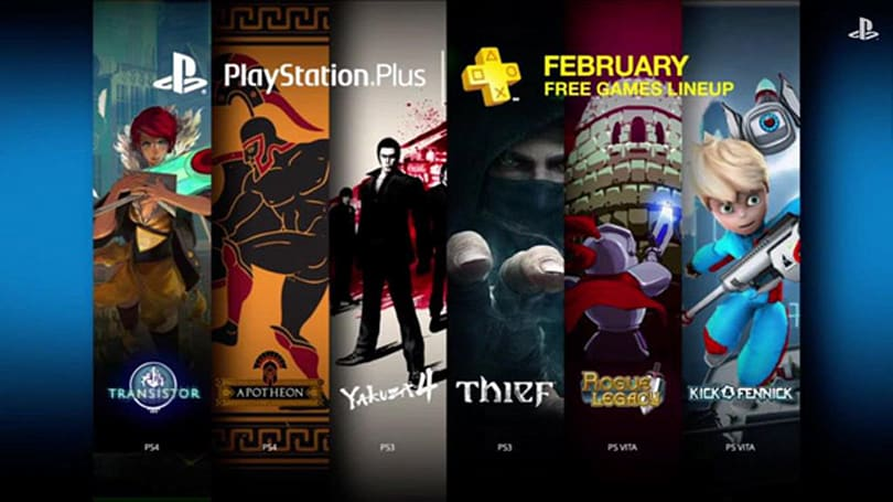 Transistor, Yakuza 4 heading to PlayStation Plus next month