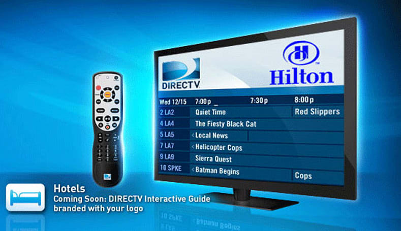 DirecTV takes the germs out of your hotel remote, bed still questionable
